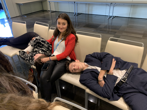 Admins Exhausted!