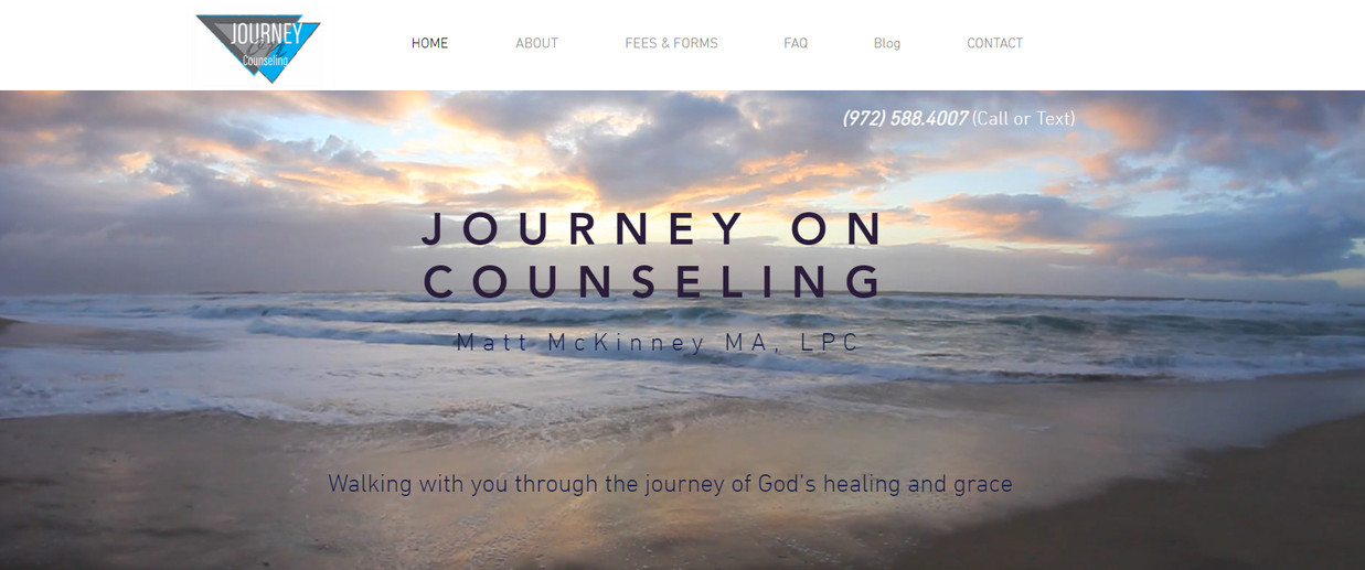 Journey On Counseling
