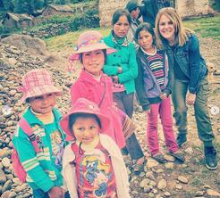 The Children of Peru