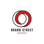 Abstract Modern Geometric Logo Template.