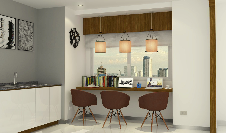 Office & Pantry_Sinnsathorn Tower_Office