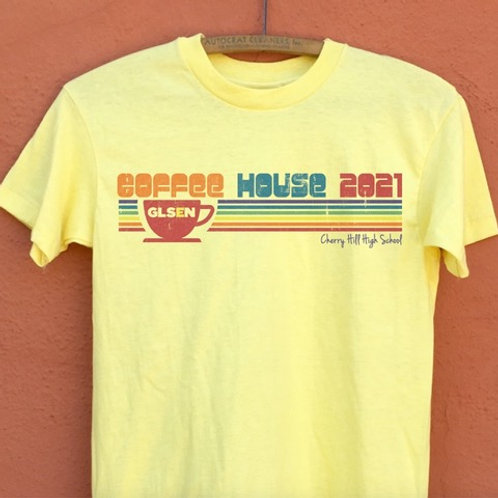 Coffeehouse 2021 T-shirt Large