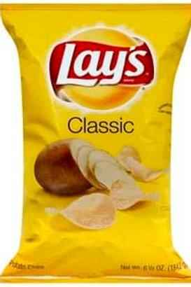 Lays Potato Chips Regular 6.5oz