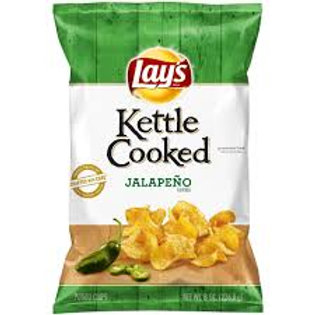 Lay Kettle Cook & Jalap5oz