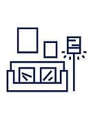 picto décoration, déco maison, design d'intérieur