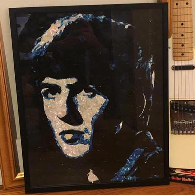 "George 16""x20"" guitar picks $950"