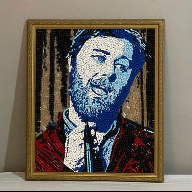 """Rory 18x24"""" pills sold"""