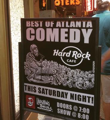 Hard Rock Atlanta Comedy