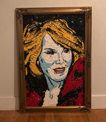 "Joan 24x36"" pills sold"