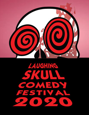 Skull Fest Logo Mockup