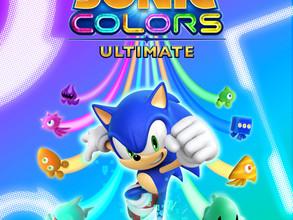 超音速動作遊戲色彩繽紛地脫胎換骨!『索尼克 繽紛色彩究極版』將於9月9日發售!