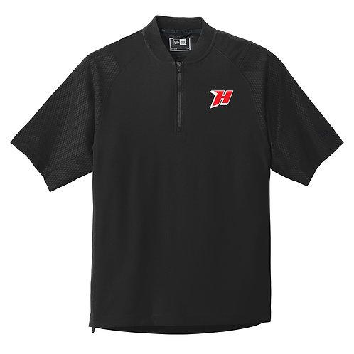 Coaches Embroidered 1/4-Zip Jacket, New Era® Brand #NEA600