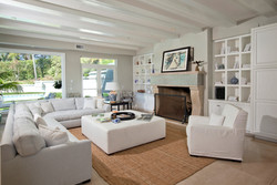 Bel Air, CA Stone Canyon Family Room