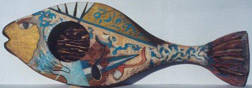 Fish Fiddle - the original