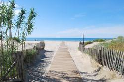 Mittelmeer Radtour Frankreich