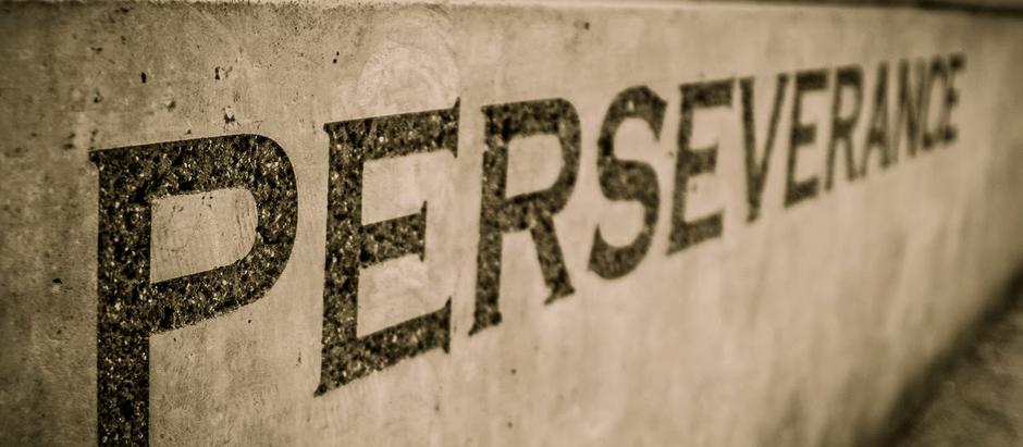 Perseverance: The Intersection of Aptitude & Attitude