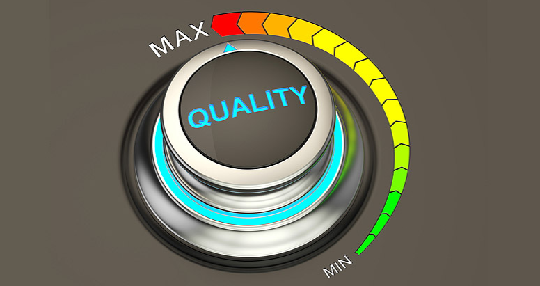Quality: The Intersection of Thoroughness & Standardization