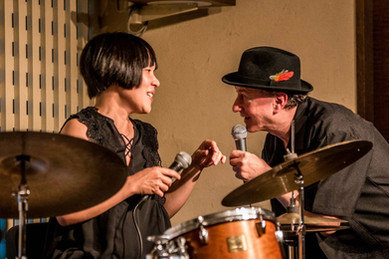 Jimmy&kao @ Speak Low Takamatsu Japan