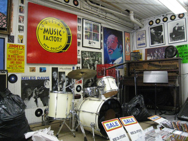 @Music Factory New Orleans