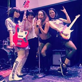 KILL BILL band...!