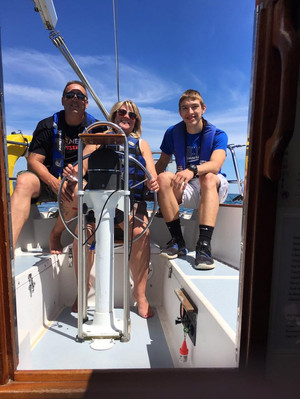 Compass Point Sailing