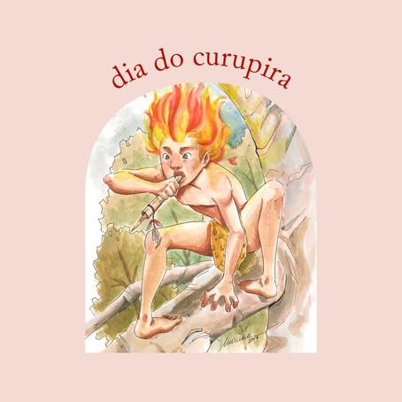 Dia do Curupira