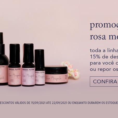 Promoção Catálogo Rosa Mosqueta