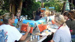Painting our Own Vineyard