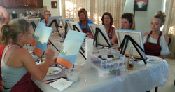 Private Painting Party in Temecula