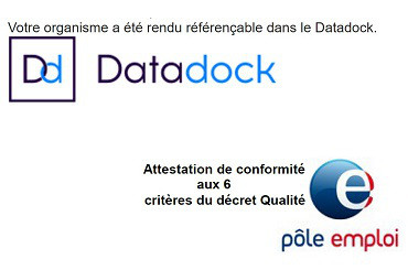 APIVET FORMATION Datadock Pole-emploi
