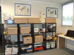 Salle de travaux pratiques Apivet formation auxiliaires vétérinaires