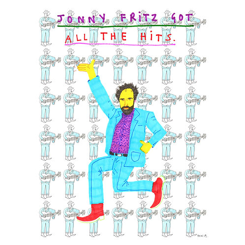 Jonny Fritz Got All The Hits