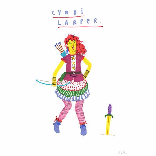 Cyndi Larper