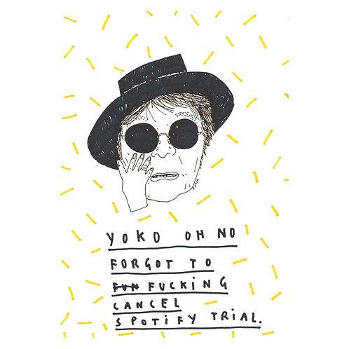 Yoko Oh No