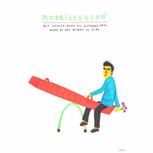 Morrisseasaw