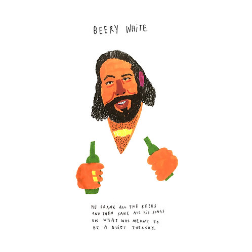 Beery White.