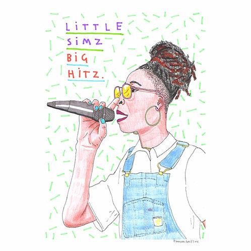 Little Simz Big Hitz