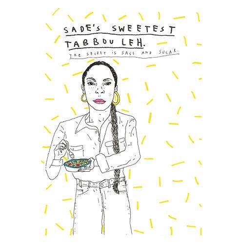 Sade's Sweetest Tabbouleh