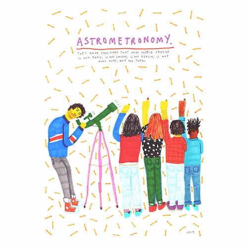 Astrometronomy