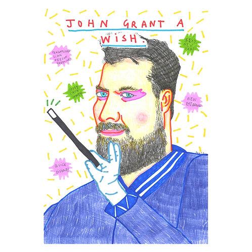 John Grant a wish