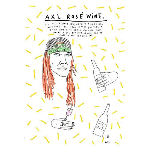 Axl Rose Wine