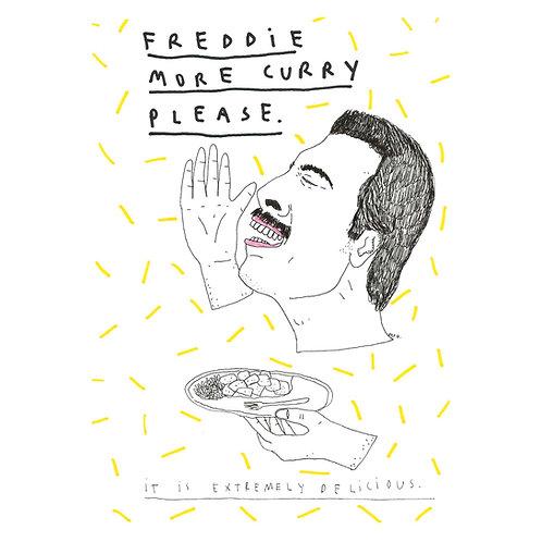Freddie More Curry