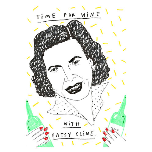 Time For Wine With Patsy Cline