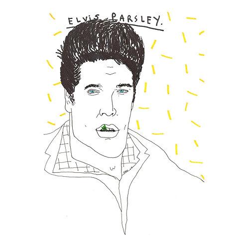 Elvis Parsley