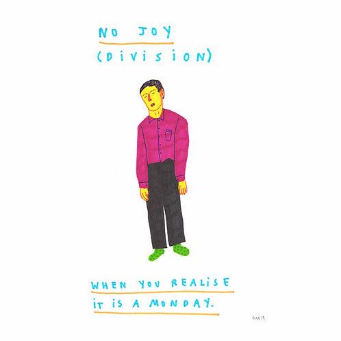 No Joy (Division)