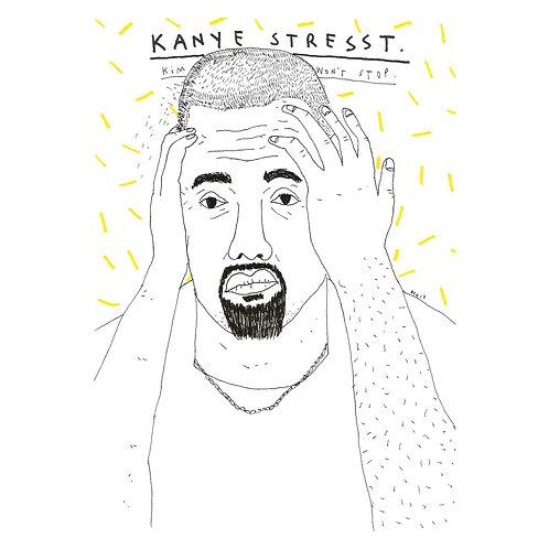 Kanye Stresst