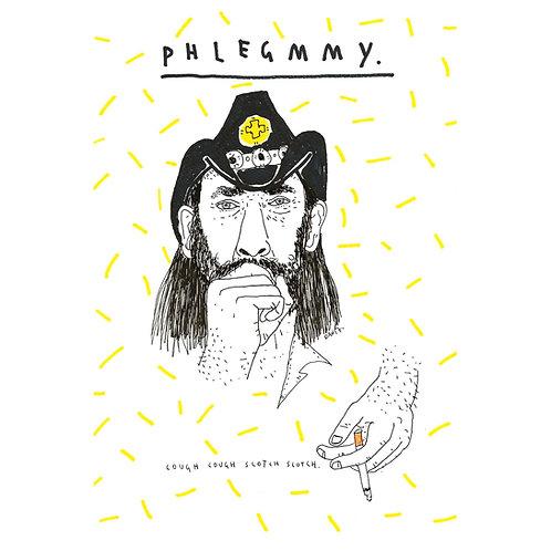 Phlegmmy