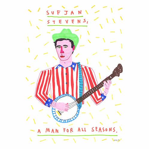 Sufjan Stevens A Man For All Seasons