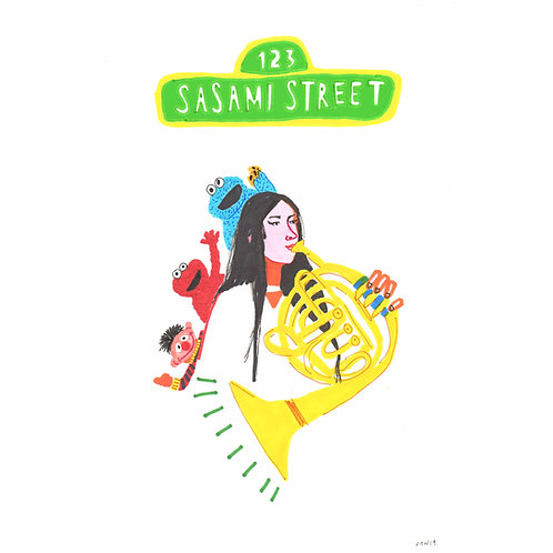 Sasami Street