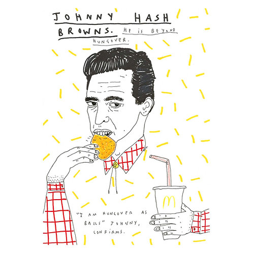 Johnny Hash Browns